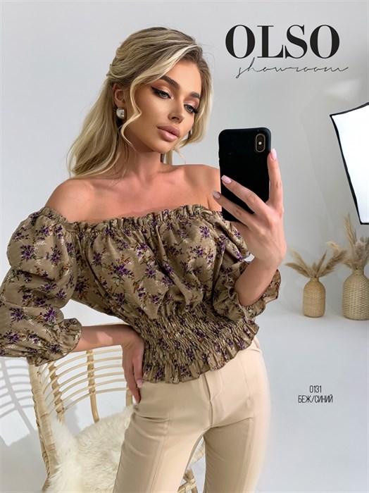 Блузка - фото 10515