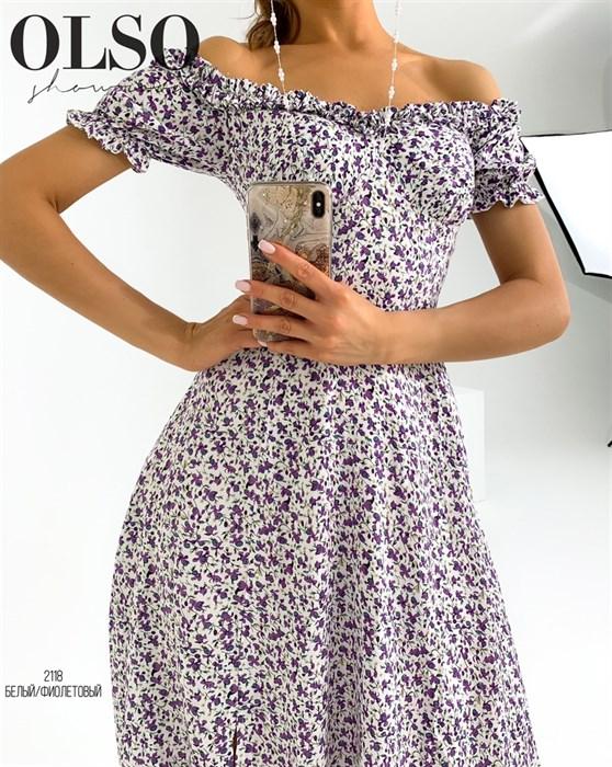 Платье - фото 18890