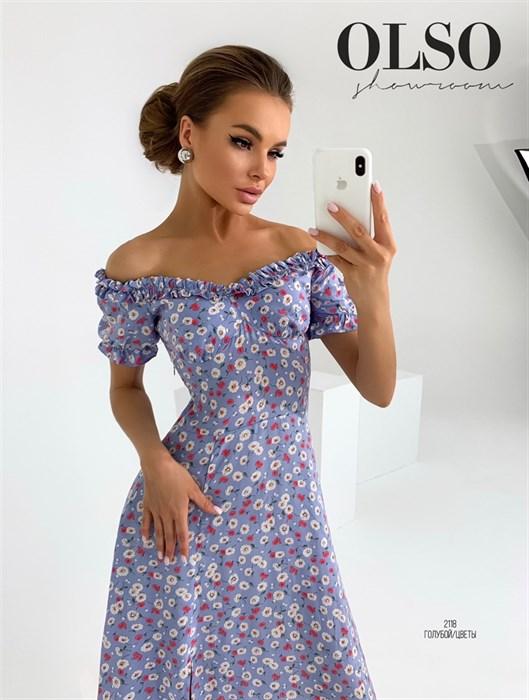 Платье - фото 18907
