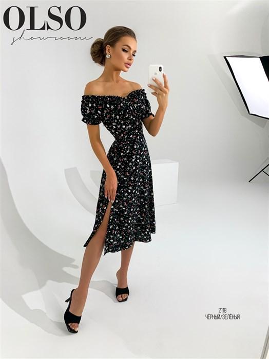 Платье - фото 18909