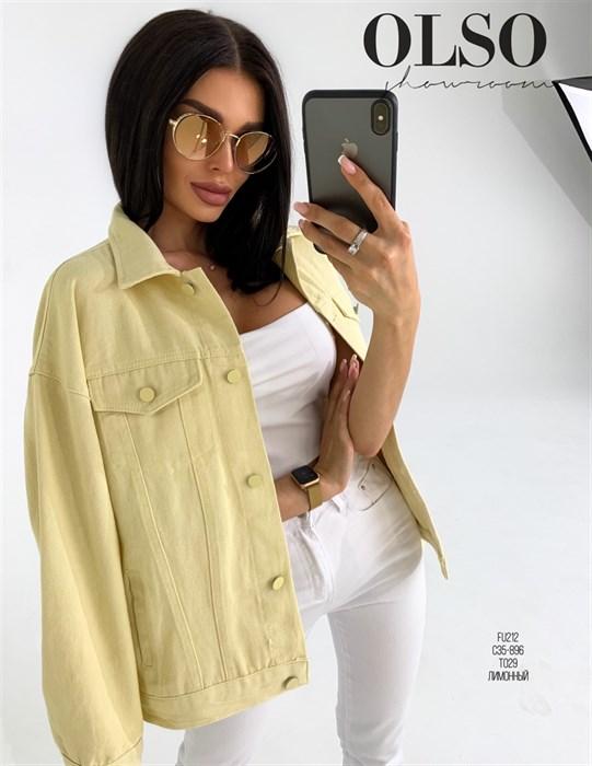 Куртка - фото 20433