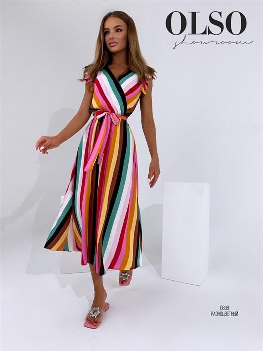 Платье - фото 25995