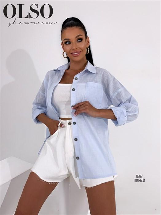 Рубашка - фото 26850