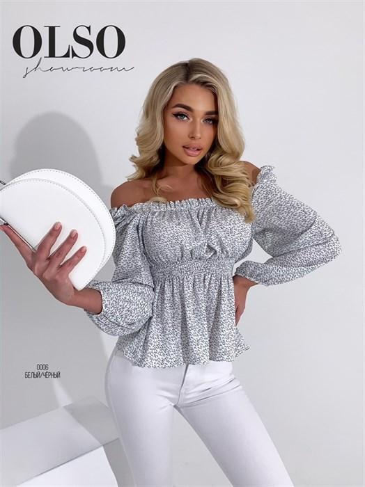 Блузка - фото 28040