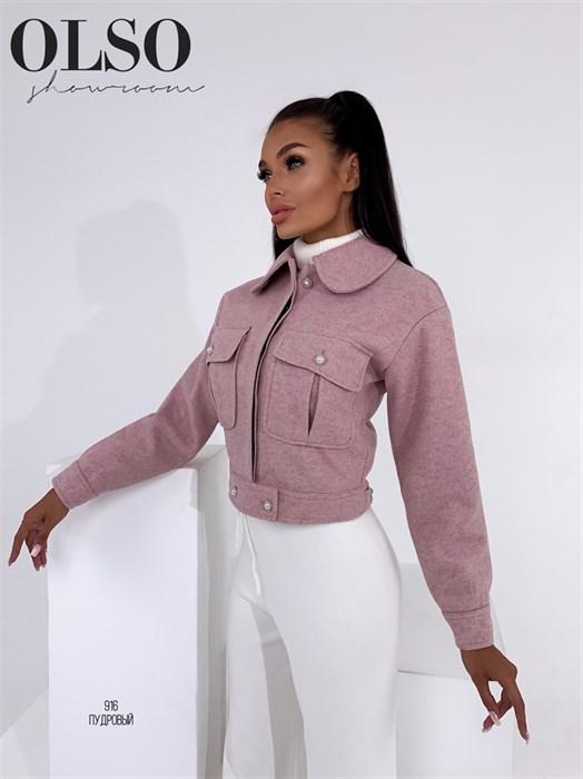 Пиджак-пальто - фото 28378