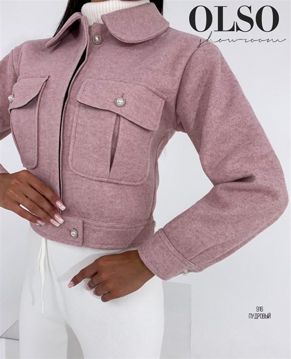 Пиджак-пальто - фото 28379