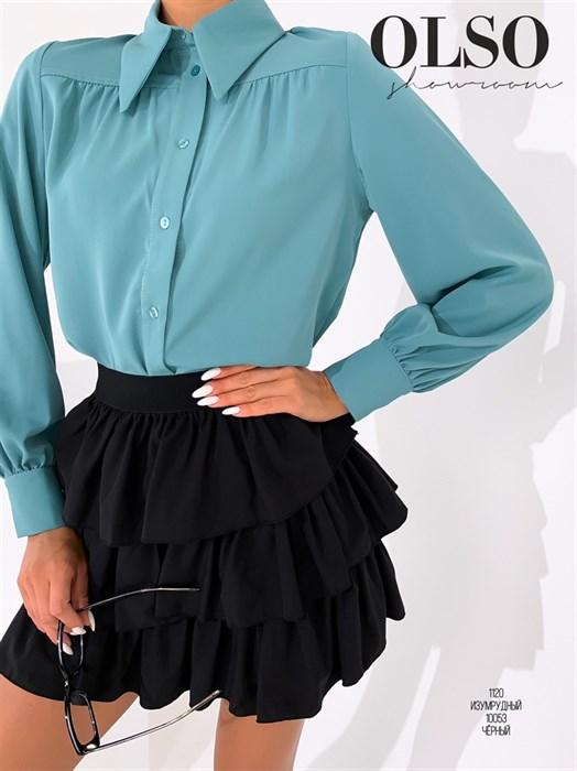 Блузка - фото 33436