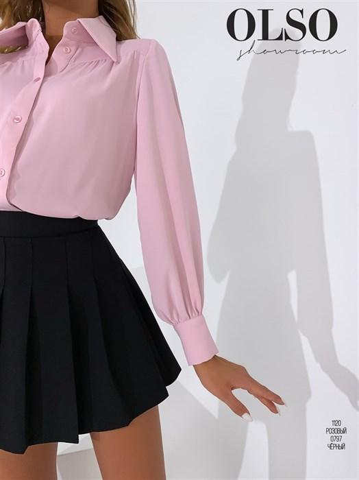 Блузка - фото 33525