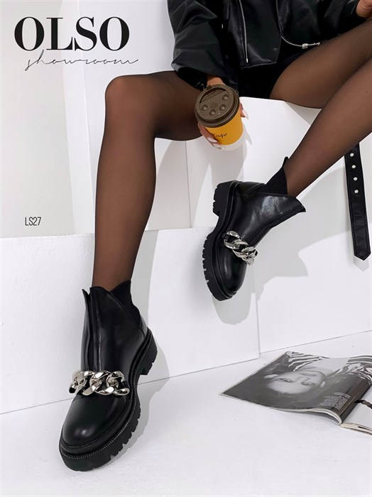 Ботинки - фото 34890