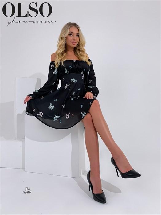 Платье - фото 35240