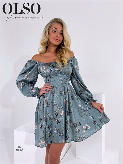 Платье - фото 35243
