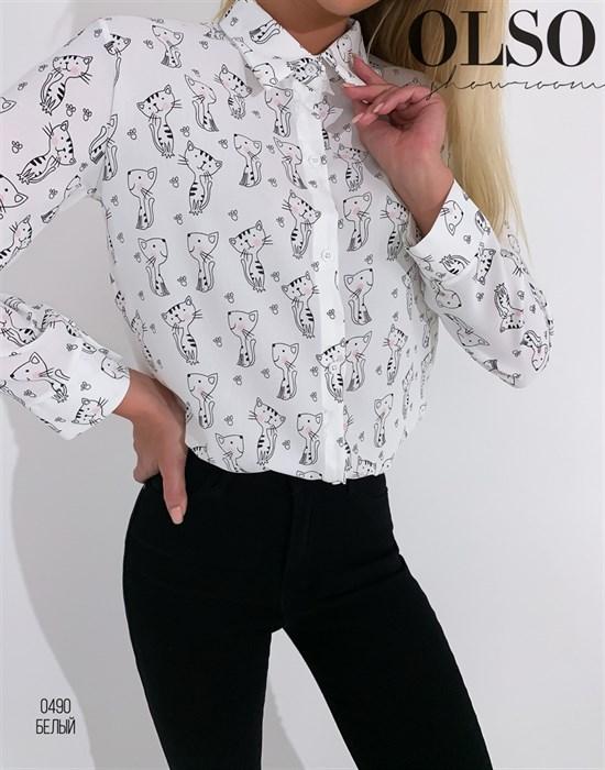 Рубашка - фото 37149