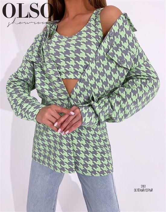 Рубашка-двойка - фото 37614