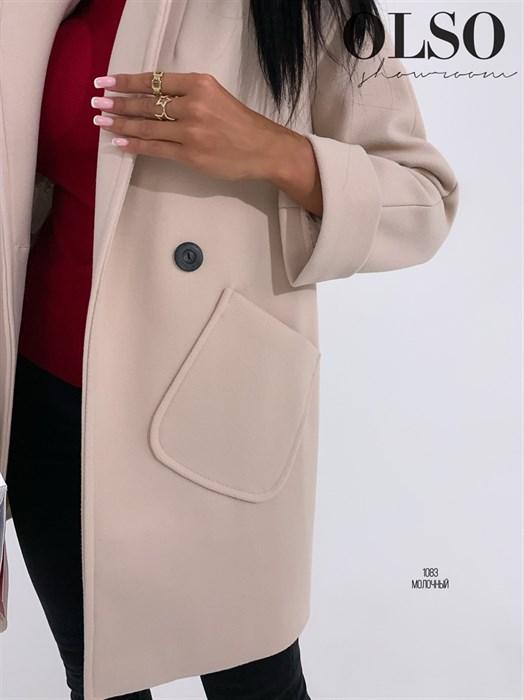 Пальто - фото 42245