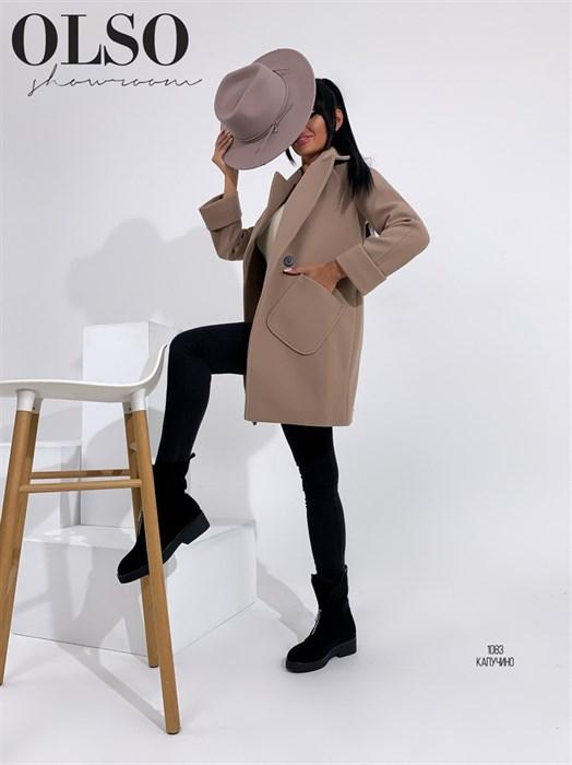 Пальто - фото 42250