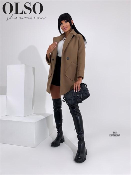 Пальто - фото 42256