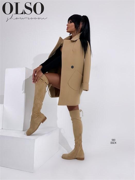 Пальто - фото 42260