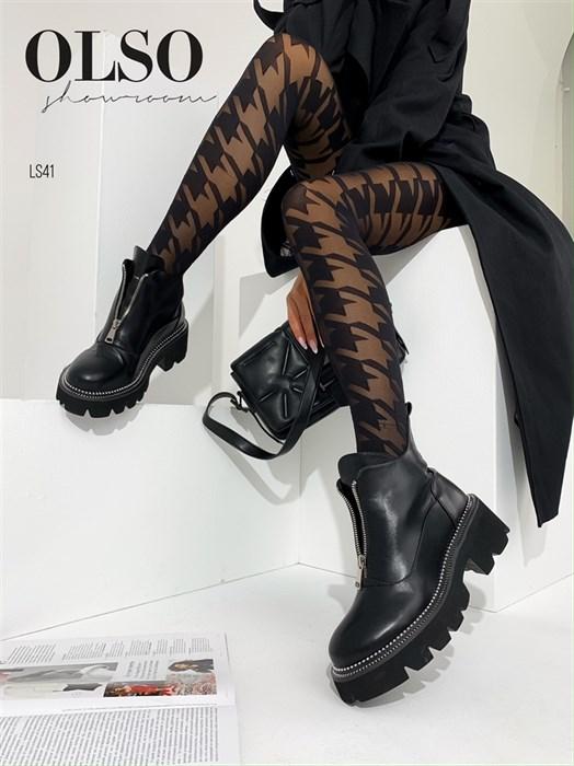 Ботинки - фото 42568