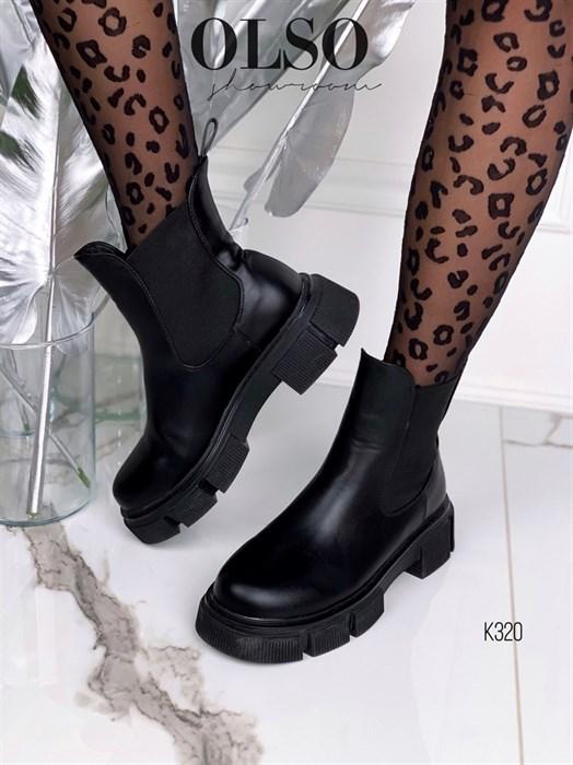 Ботинки - фото 8413