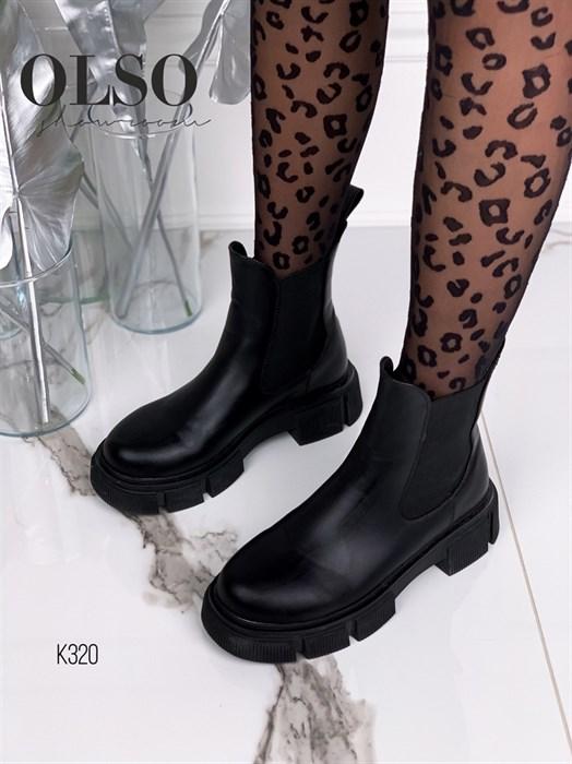 Ботинки - фото 8414