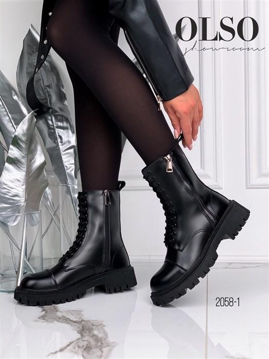 Ботинки - фото 8417