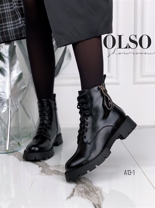 Ботинки - фото 8421
